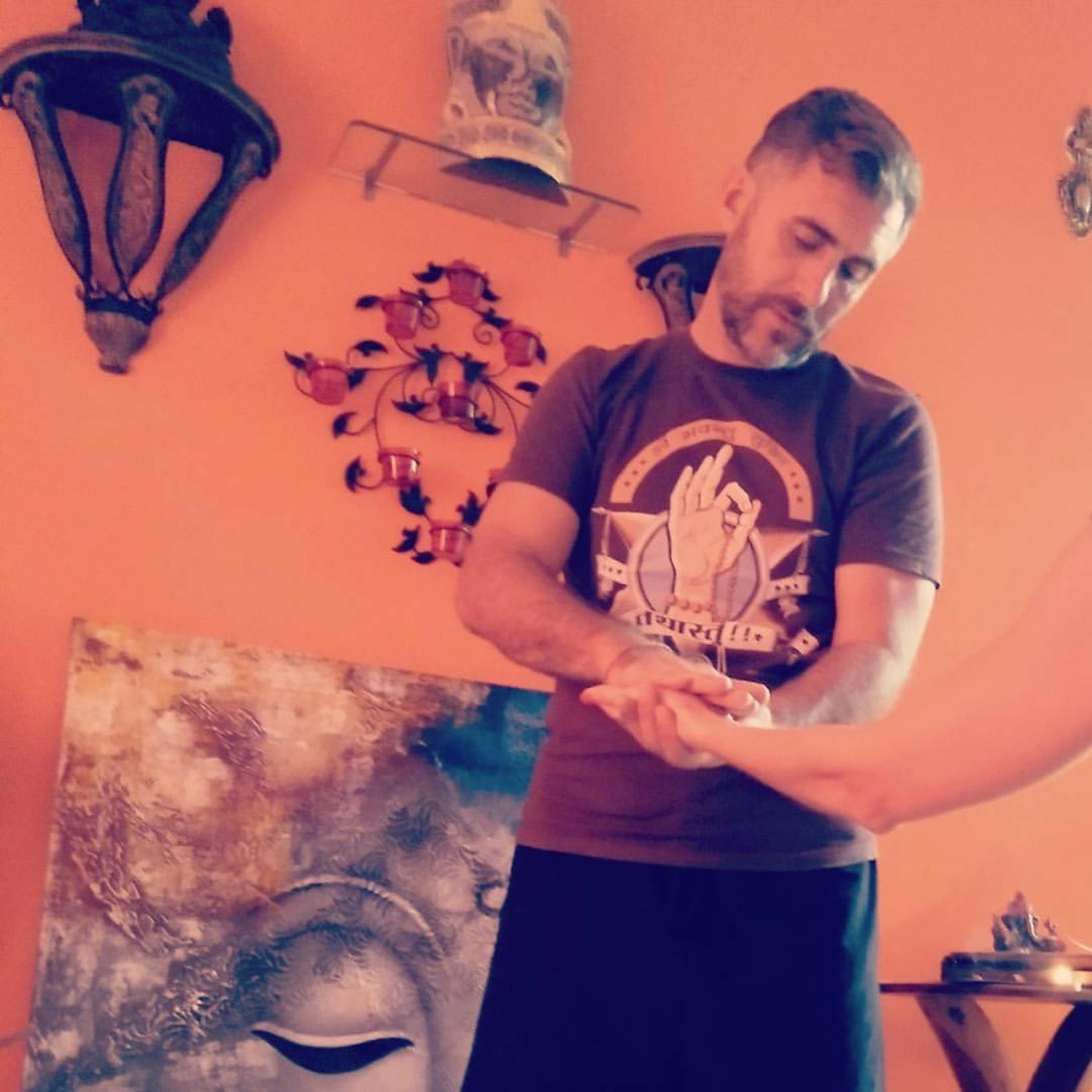 Волшебная подборка мантр от Мастера Рэйки